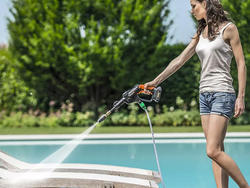 Remove dirt and grime with $35 off a Worx Hydroshot Portable Power Cleaner