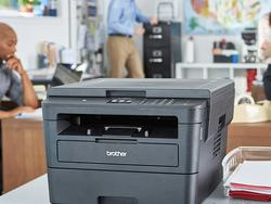 Print all the documents with a Brother monochrome laser printer down to $100