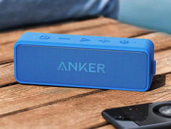 Take a third off Anker's well-reviewed SoundCore 2 Bluetooth Speaker