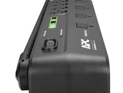 Protect your stuff with APC's SurgeArrest 8-outlet surge protector for $15