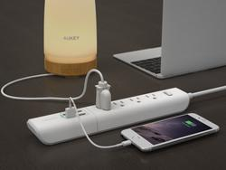 Plug all your devices into this discounted $14 AUKEY Power Strip