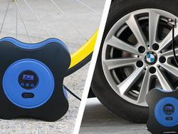 Be prepared for flat tires thanks to this discounted $14 DBPOWER Inflator