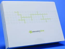 Discover your origins with the AncestryDNA genetic testing kit for $59