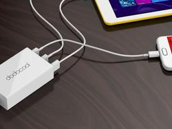 This half-price wall charger can power up five devices at once