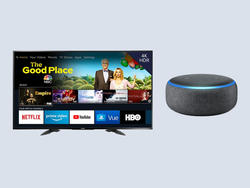 Score a free Echo Dot when you buy any Amazon Fire TV Edition