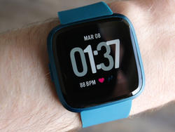 The discounted Fitbit Versa Lite comes with a free $20 gift card
