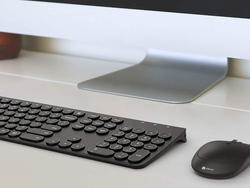 This portable wireless iClever Bluetooth keyboard & mouse bundle is $9 off