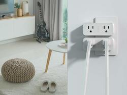 Turn one outlet into two smart ones with 30% off this 2-in-1 smart plug