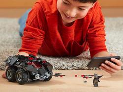Patrol like Batman with LEGO's App-Controlled Batmobile at over $20 off
