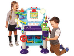 This discounted Little Tikes STEM Jr. Wonder Lab has 20 fun experiments