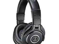 Audio-Technica's ATH-M40x monitor headphones are $20 off right now