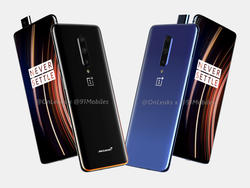 OnePlus 7T Pro render reveals a very familiar-looking phone