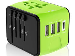 This $12 universal travel adapter should be in your suitcase
