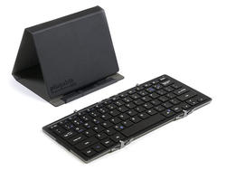 Plugable's discounted foldable keyboard is full-sized and portable