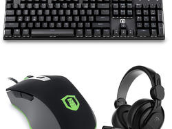 Save big on Plugable's keyboard, mouse, and headset down to low prices
