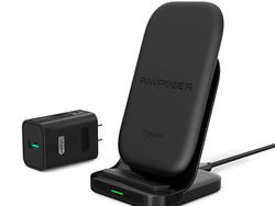 RAVPower's wireless charging stand is down to its best price ever