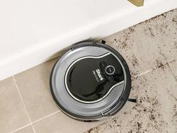 Make cleaning up a little easier with this $100 Shark ION robotic vacuum