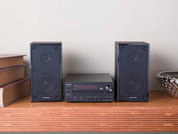 Sharp's Executive Hi-Fi System can play music in so many ways at $50 off