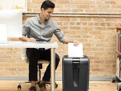 Cut up papers, credit cards, and more with the $140 Fellowes paper shredder