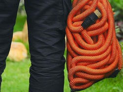 Keep your thumbs and wallet green with this discounted Tacklife garden hose
