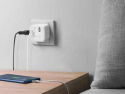 Teckin's discounted multi-port travel plug is perfect for European trips
