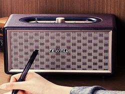 TEWELL's discounted Retrorock Bluetooth speaker will keep the party going