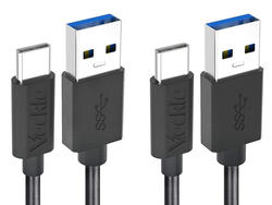 Stock up on USB-C to USB-A cables with these Veckle options at 50% off
