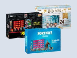 Pre-order Fortnite and other Funko POP! Advent Calendars at $20 off today