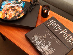 The first five Harry Potter soundtracks fill this vinyl box set at 75% off