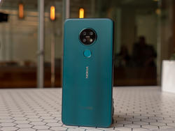 Nokia 7.2 is an affordable flagship that comes in this gorgeous green