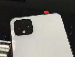 Pixel 4 XL leaks in white and black variants in new video