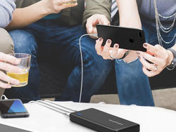 Charge your phone over and over with 30% off this 26800mAh portable battery