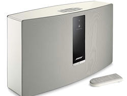 The Bose SoundTouch 30 Bluetooth speaker is $200 off in white