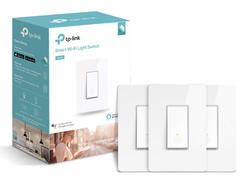 Save $20 with TP-Link's 3-pack of Kasa smart switches