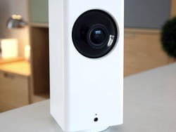 The Wyze Cam Pan on sale for $35 can record 1080p video in 360 degrees