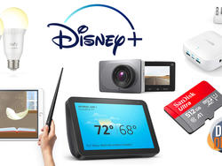 Tuesday's best deals: Disney+, Amazon Echo Show 8, dash cams, and more