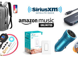 Wednesday's best deals: Amazon Music Unlimited, laptop backpacks, and more