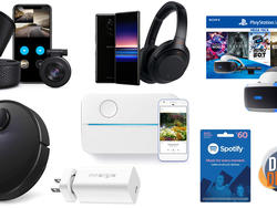 Tuesday's best deals: Sony Xperia 1, dash cams, Spotify Premium, and more