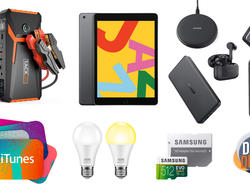 Tuesday's best deals: Anker accessories, Apple iPad, microSD cards, & more