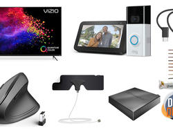 Sunday's top deals: a 55-inch 4K smart TV, Mohu's HDTV antenna, and more!