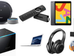 Sunday's top deals: Amazon hardware, Apple hardware, and robot vacuums!
