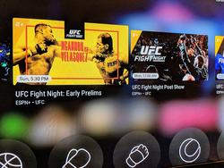 ESPN+ gets exclusive rights to UFC pay-per-view through 2025