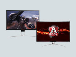 Save on your next 4K or QHD monitor purchase with this one-day AOC sale