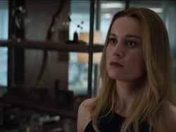 Watch the crucial scene that connects Captain Marvel to Avengers: Endgame