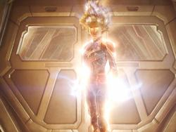Captain Marvel Review: Everything old is still old, but fun