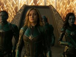 Watch Captain Marvel in all its IMAX glory