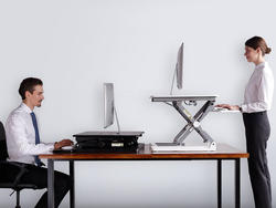 Sit or stand while you work with this sale on FlexiSpot desks, and more