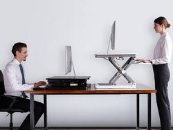 Stand up for your work with today's sale on FlexiSpot Sit Stand Desk Risers