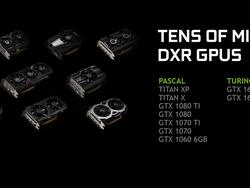 NVIDIA is bringing ray tracing to older GeForce GTX GPUs