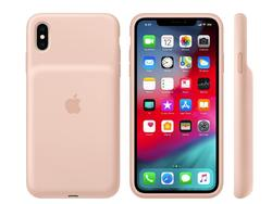 Apple releases new Pink Sand iPhone XS Smart Battery Case option